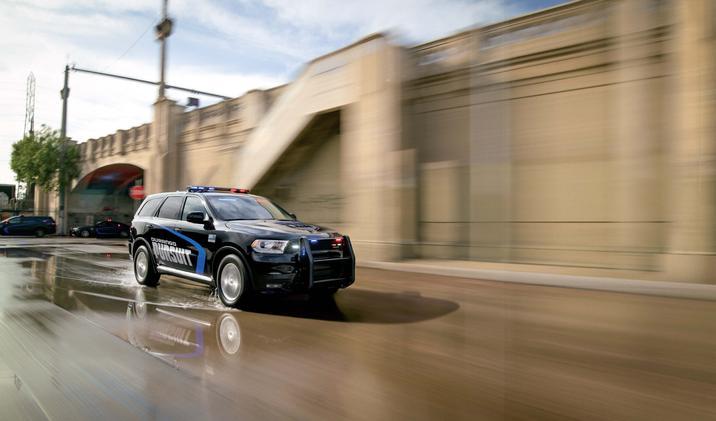 2020 Dodge Durango Pursuit Exterior Front View