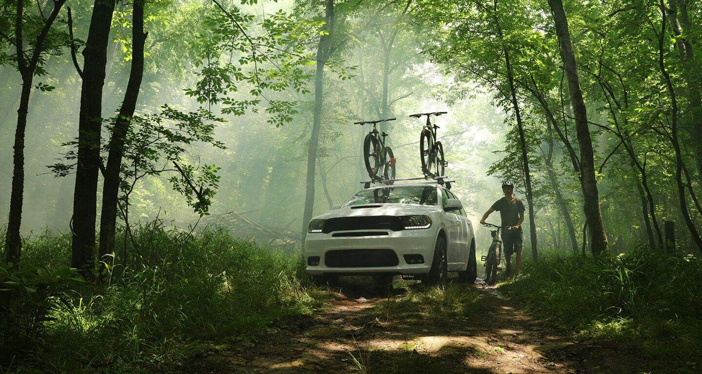 2020 Dodge Durango Front Exterior Dirth Picture