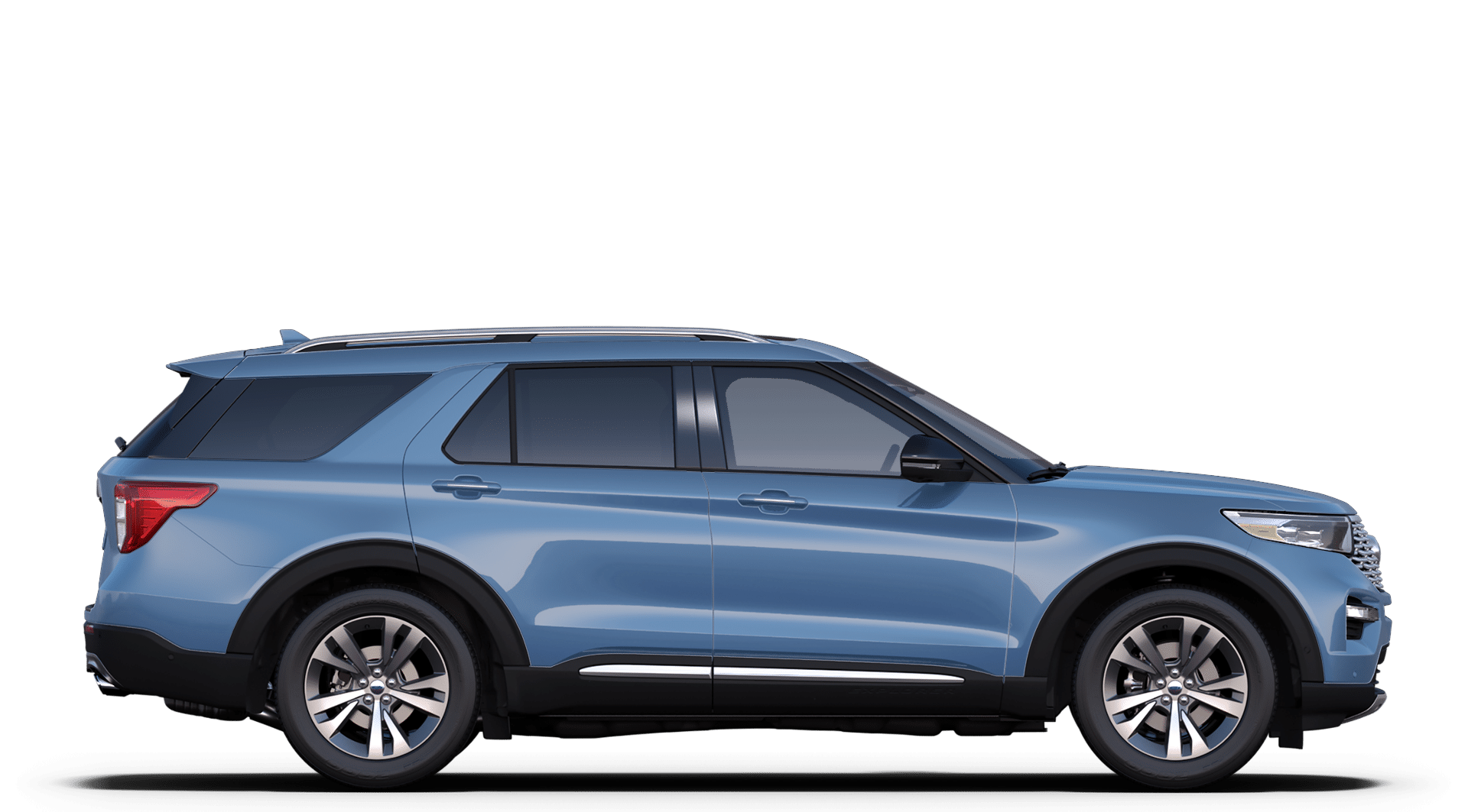 2020 Ford Explorer Platinum Sunset Ford St Louis Mo