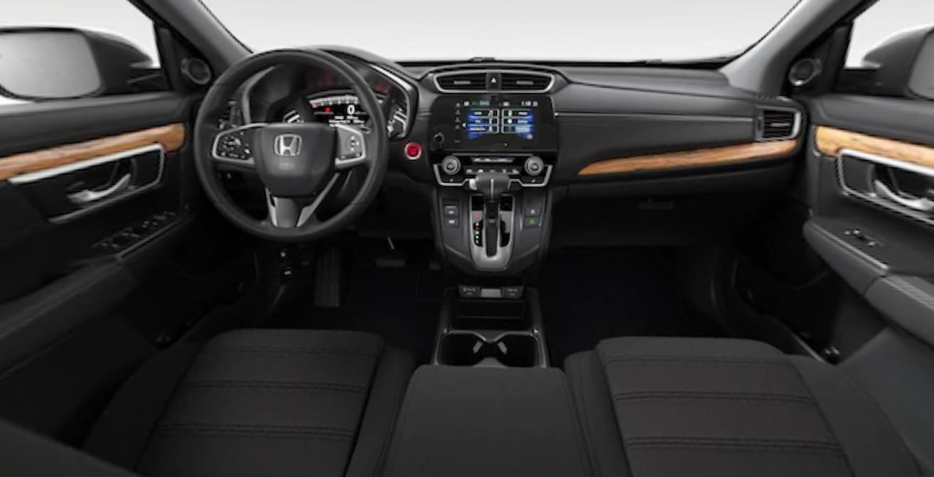 2020 Honda Crv Ex Freedom Honda Colorado Springs Co