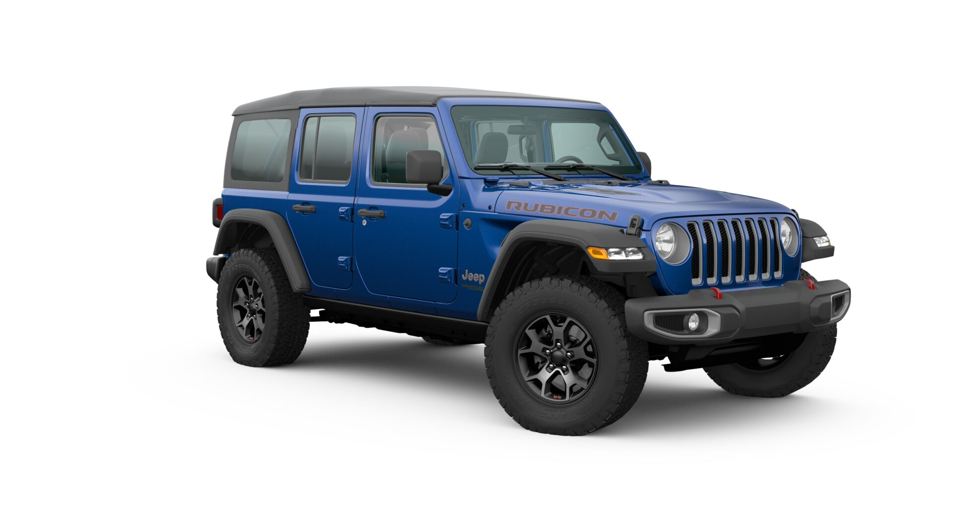 2020 Jeep® Wrangler Unlimited Rubicon | Jeep Chrysler ...