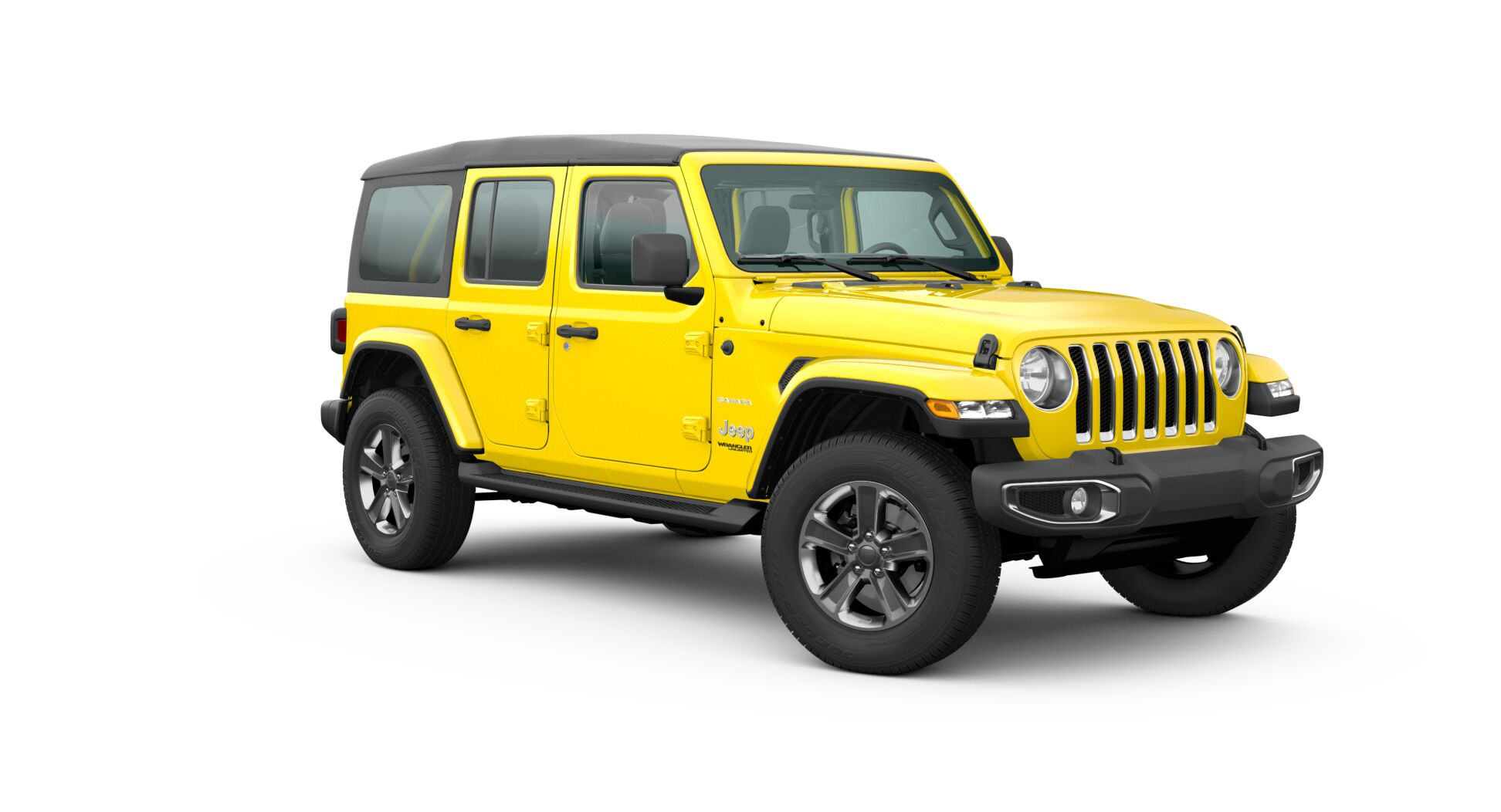 2020 Jeep® Wrangler Unlimited Sahara | Cassens and Sons ...