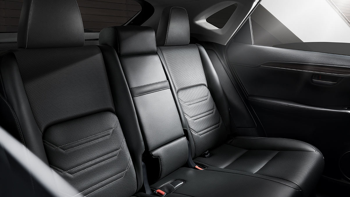 2020 Lexus NX 300 Side View Interior Seats Picture