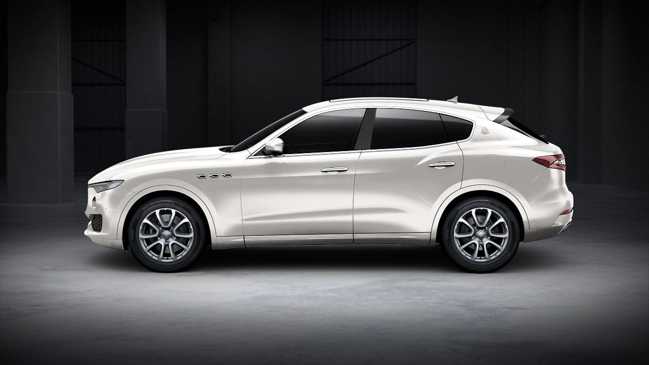 2020 Maserati Levante S Side View White Exterior Picture.jfif
