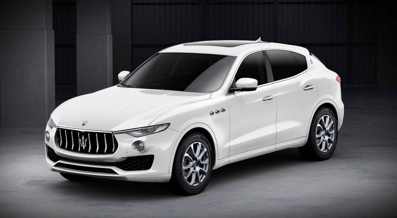 2020 Maserati Levante Front White Exterior Picture.png