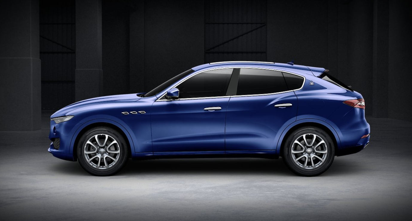 2020 Maserati Levante Side View Blue Exterior Picture.png